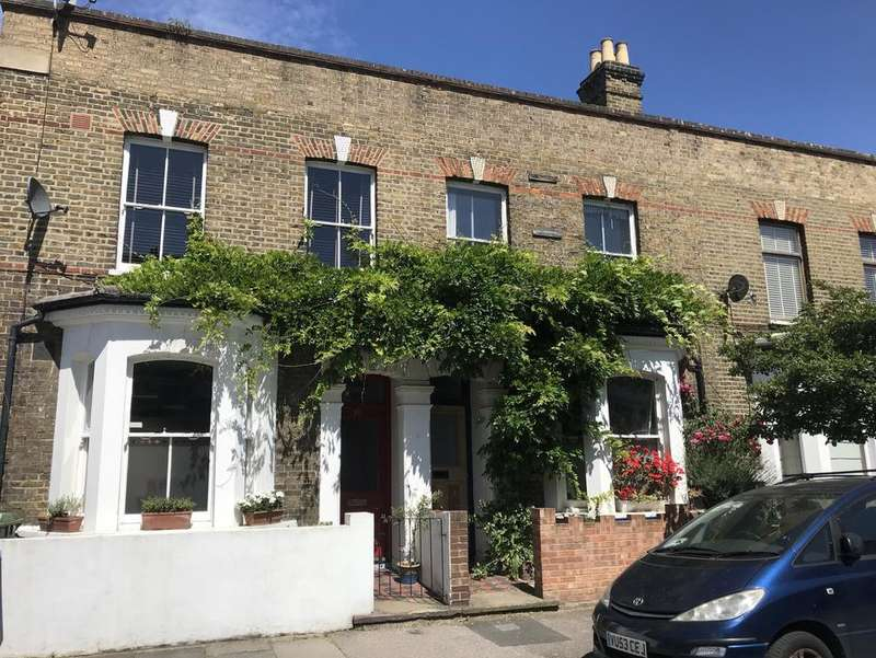 3 Bedrooms Terraced House for sale in Berryfield Road, London SE17