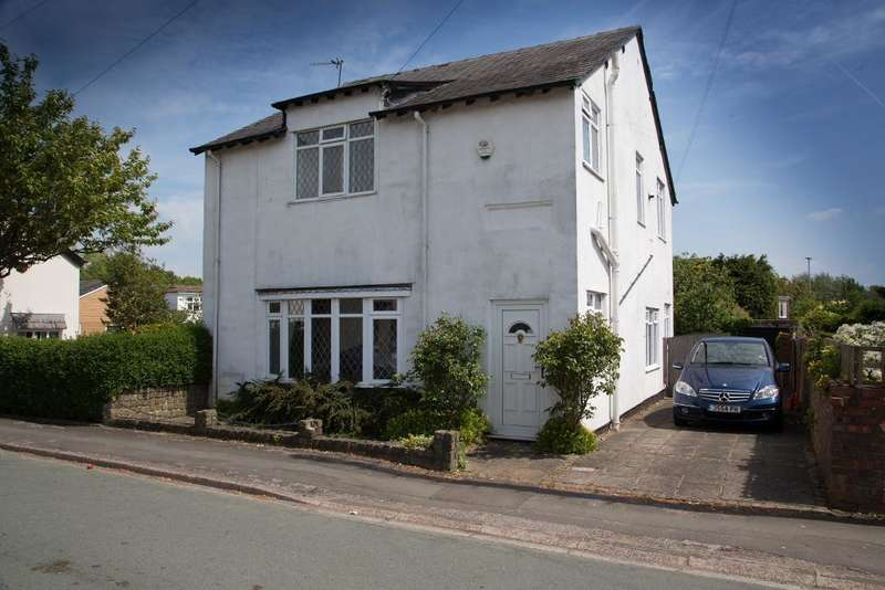 3 Bedrooms Detached House for sale in Manchester Road, Rixton, Warrington, WA3 6JU