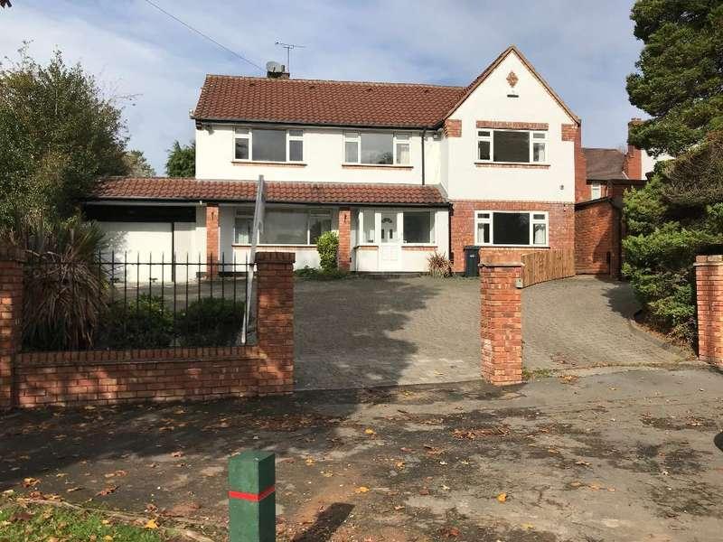 5 Bedrooms Detached House for sale in Spies Lane, Halesowen, Birmingham, B62 9SL