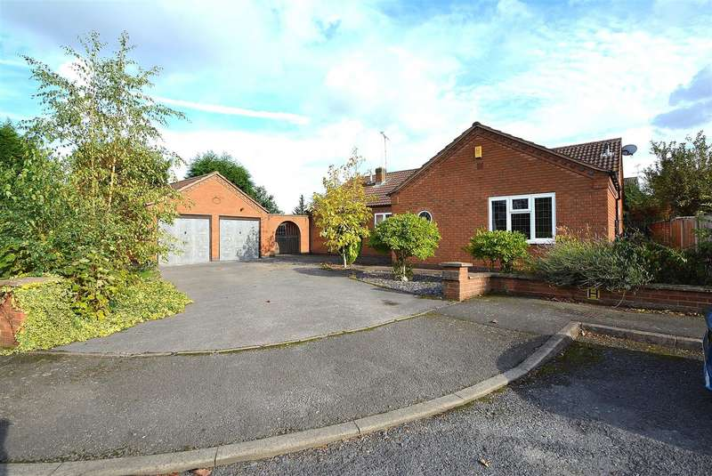 3 Bedrooms Detached Bungalow for sale in Tamworth Road, Sawley