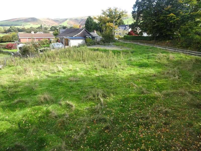 Land Commercial for sale in Llangammarch Wells, Powys