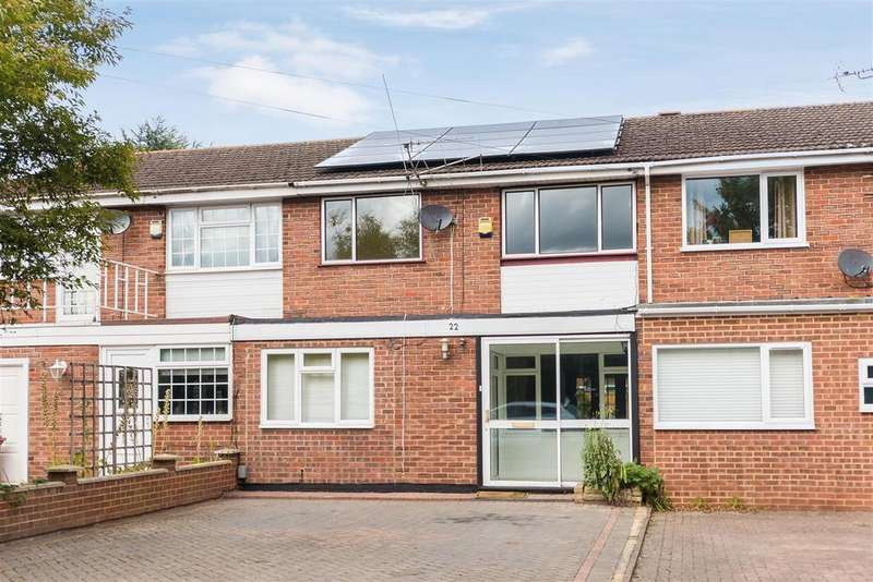 4 Bedrooms Terraced House for sale in Warner Close, Cippenham