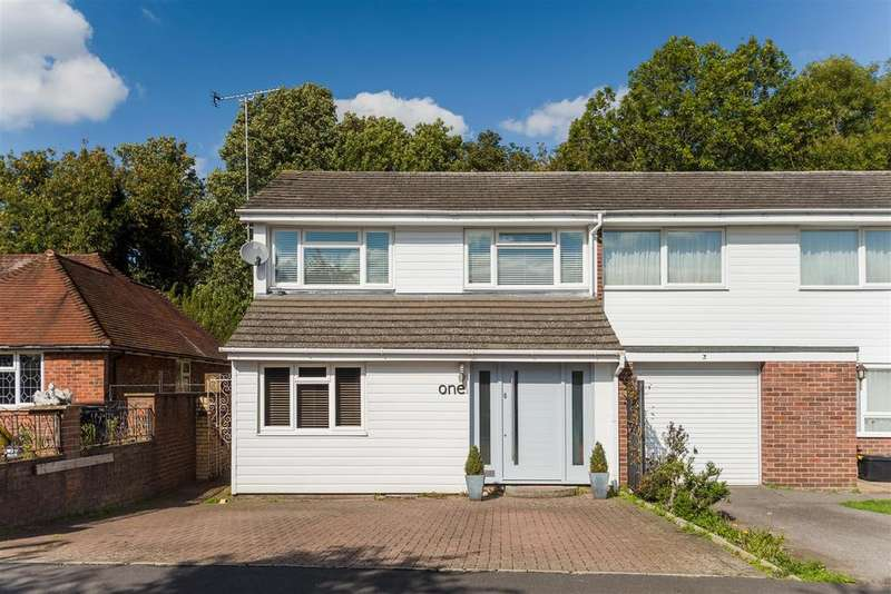3 Bedrooms End Of Terrace House for sale in Forlease Drive, Maidenhead