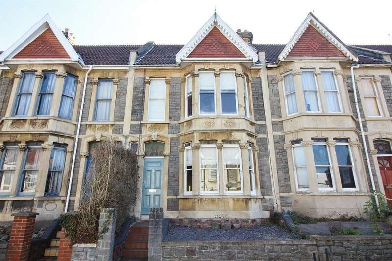 3 Bedrooms Terraced House for sale in Lodore Road, Bristol, BS16 2DH
