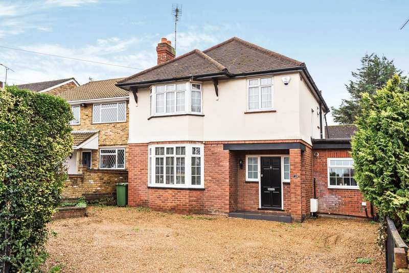 3 Bedrooms Detached House for sale in Cippenham, Slough, Berkshire, SL1