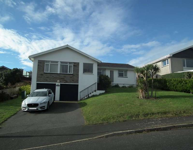 3 Bedrooms Detached Bungalow for sale in Portbyhan Road, The Downs, West Looe, Cornwall PL13