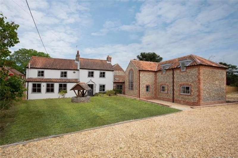 4 Bedrooms Detached House for sale in North Creake
