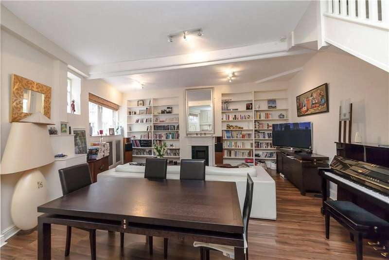 3 Bedrooms Mews House for sale in Dove Mews, Earl's Court, London, SW5