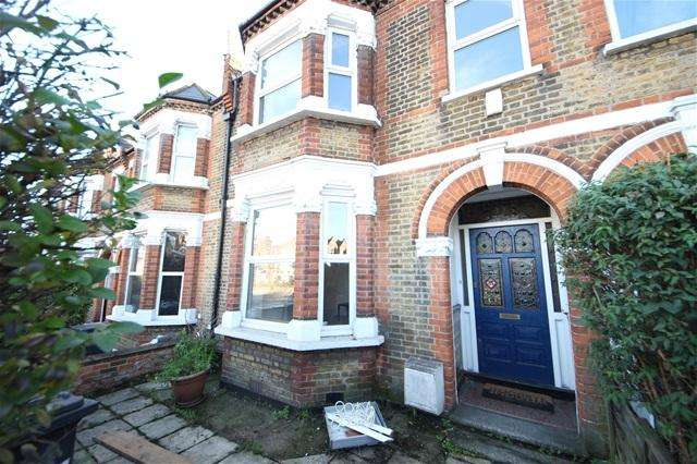 4 Bedrooms Terraced House for sale in Stondon Park, Honor Oak