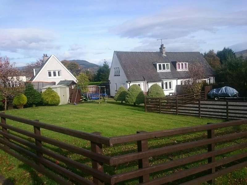 3 Bedrooms Semi Detached House for sale in 4 Riochan, Inveraray, PA32 8UN