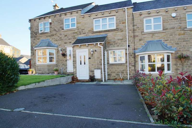 2 Bedrooms Town House for sale in Woodside Close Lees OL4