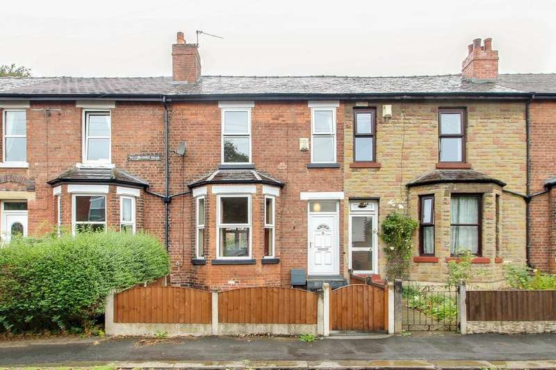 4 Bedrooms Terraced House for sale in Westbourne Road, Urmston, Manchester, M41