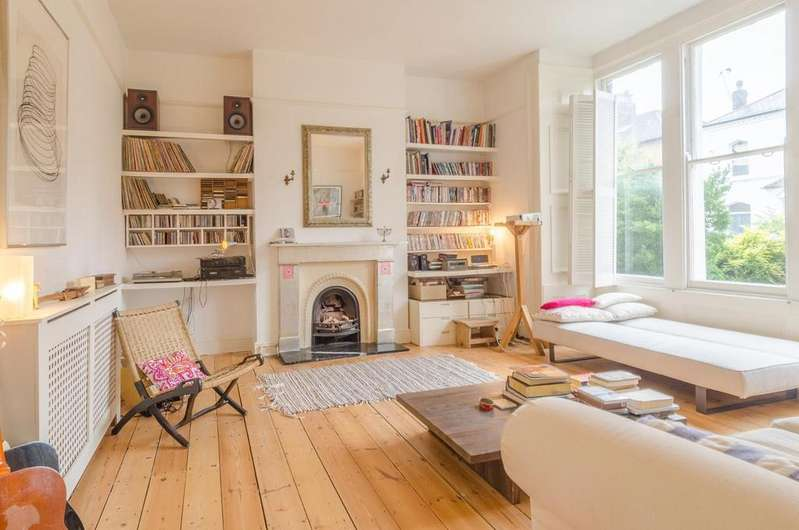 3 Bedrooms Flat for sale in Finsbury Park Road, London, N4