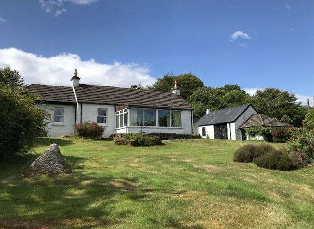 2 Bedrooms Cottage House for sale in Allt Romain, Crossaig, by Tarbert