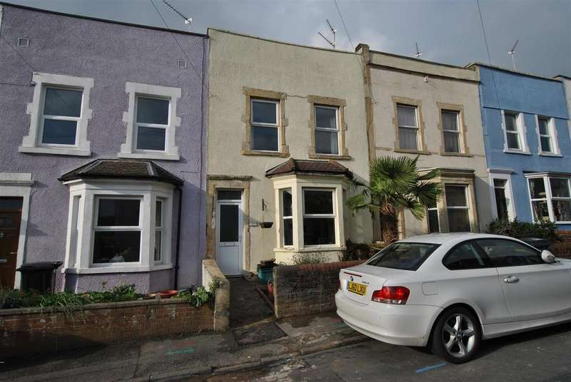 2 Bedrooms Terraced House for sale in Green Street, Totterdown, Bristol