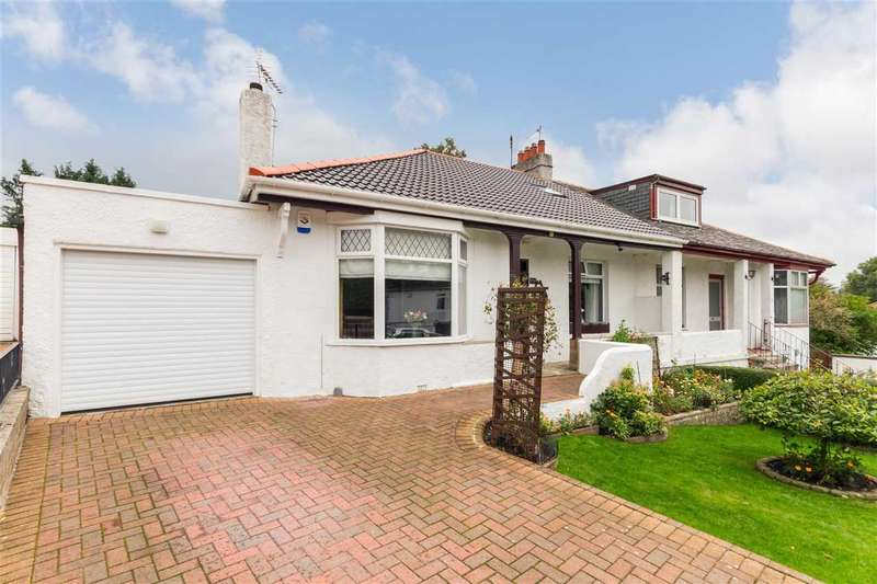 3 Bedrooms Bungalow for sale in Kingscourt Avenue, Kings Park, GLASGOW
