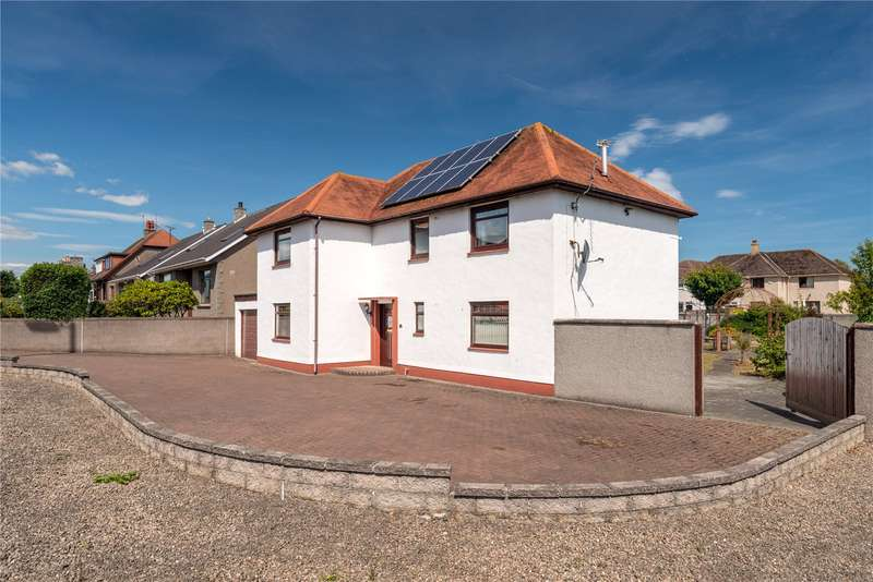 4 Bedrooms Detached House for sale in 16 Victoria Street, Dyce, Aberdeen, AB21