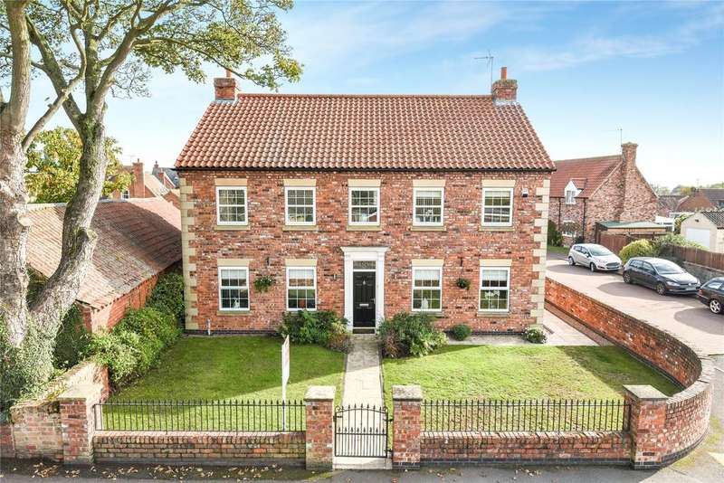5 Bedrooms Detached House for sale in Eagle Road, North Scarle, LN6