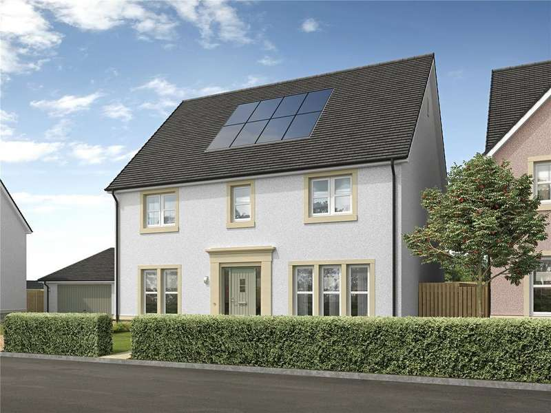 5 Bedrooms Detached House for sale in Plot 57, The Latham, Meadowside, Kirk Road, Aberlady, Longniddry, East Lothian