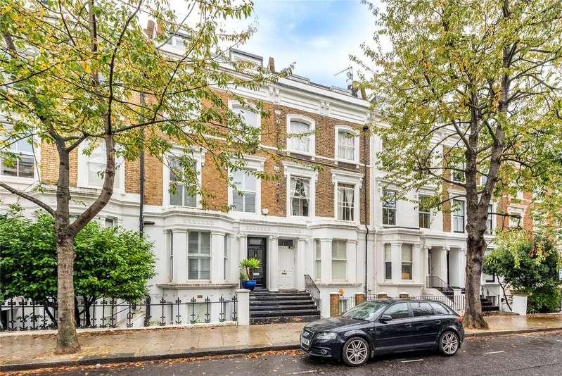 Studio Flat for sale in Chesterton Road, London, W10