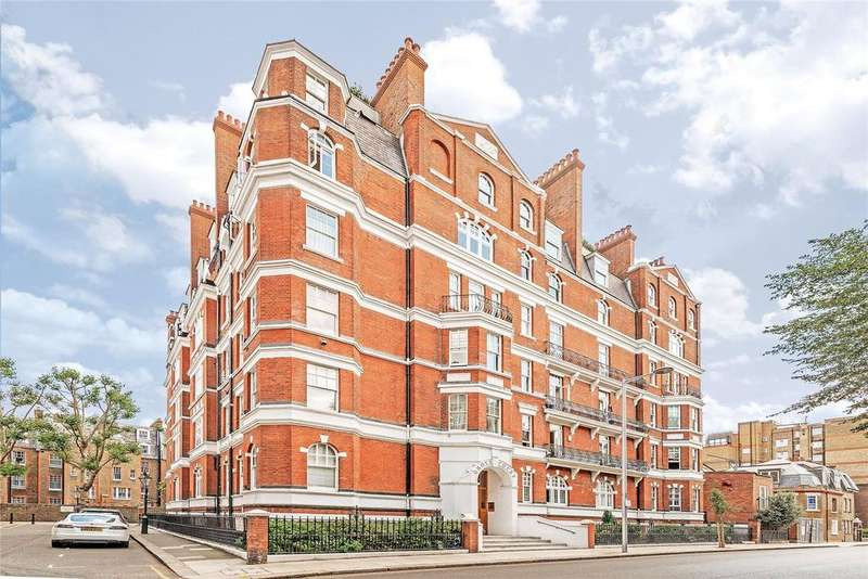 3 Bedrooms Apartment Flat for sale in Grove Court, Drayton Gardens, London, SW10