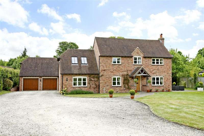 4 Bedrooms Detached House for sale in Letter Box Lane, Askett, Princes Risborough, Buckinghamshire, HP27