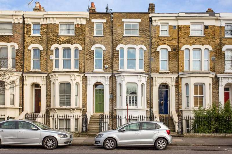 5 Bedrooms Terraced House for sale in Grove Road, E3