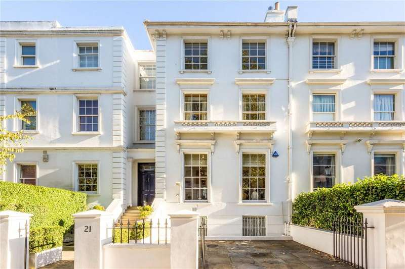 6 Bedrooms Terraced House for sale in Tregunter Road, London, SW10