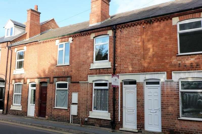 2 Bedrooms Terraced House for sale in Regent Street, Melton Mowbray