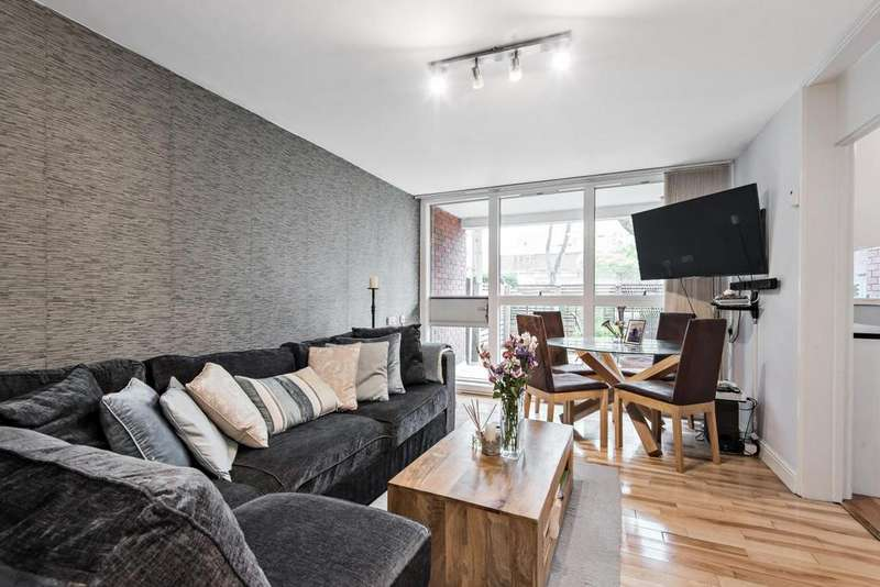 1 Bedroom Flat for sale in Collier Street, Islington
