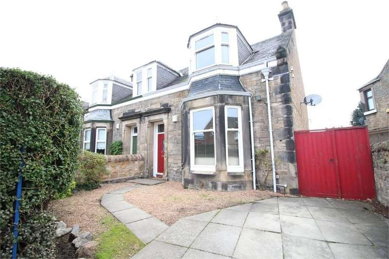 4 Bedrooms Semi Detached House for sale in Balsusney Road, KIRKCALDY