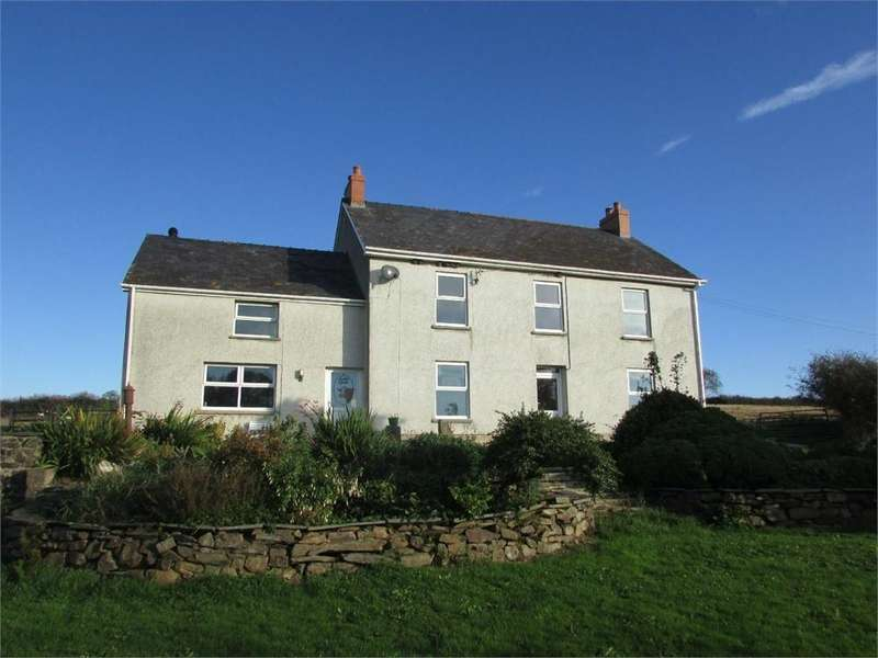 4 Bedrooms Farm Commercial for sale in Blaencediw, Abbey Road, Whitland, Carmarthenshire