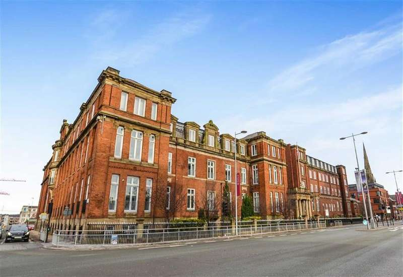 2 Bedrooms Apartment Flat for sale in The Royal, Salford, Manchester, M3