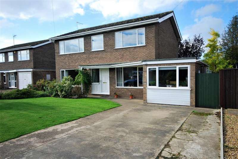 4 Bedrooms Detached House for sale in Chestnut Avenue, Holbeach, Spalding