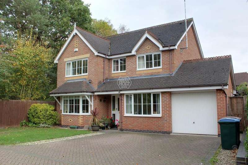 4 Bedrooms Detached House for sale in Heath Green Way