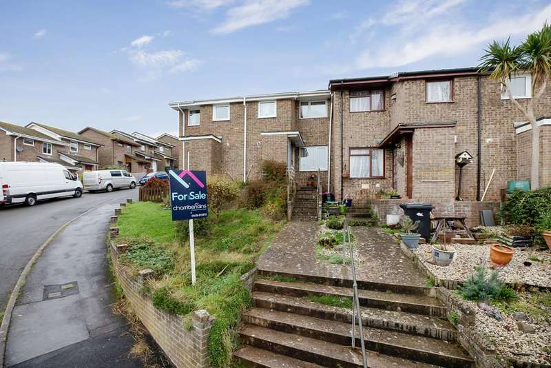 3 Bedrooms Terraced House for sale in Broadmeadow View, Teignmouth, TQ14 9BS