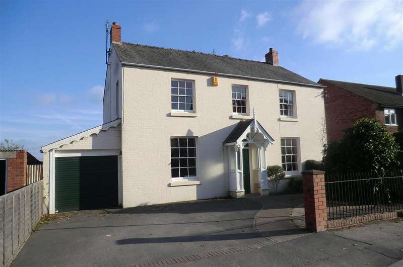 4 Bedrooms Detached House for sale in Baggallay Street, Hereford