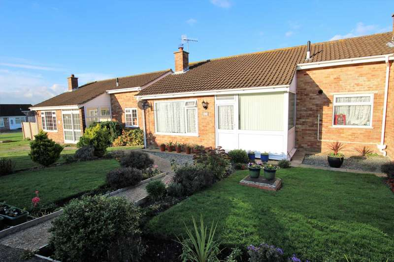 2 Bedrooms Semi Detached Bungalow for sale in Seven Sisters Road, Eastbourne, BN22 0NY