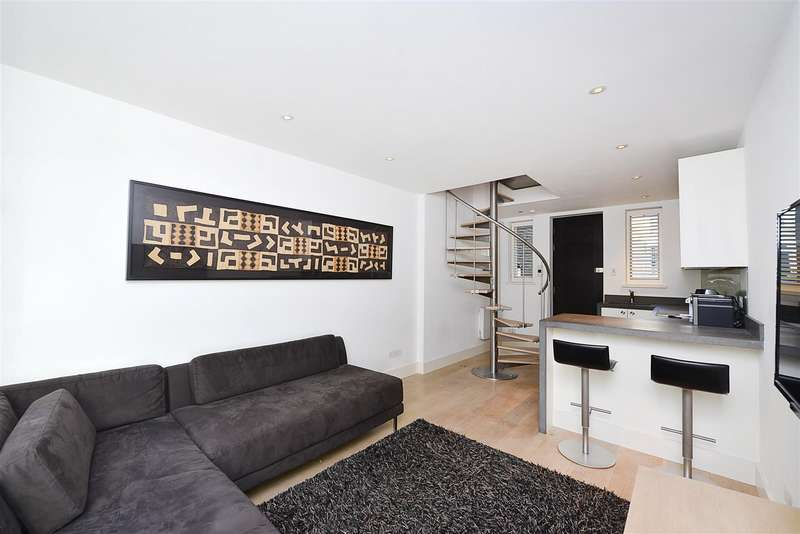 1 Bedroom Apartment Flat for sale in The Cottage, Clifton Hill, NW8