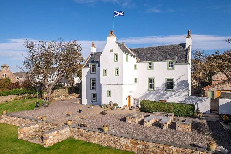 5 Bedrooms Detached House for sale in Melville Manse, Back Dykes, Anstruther, Fife, KY10