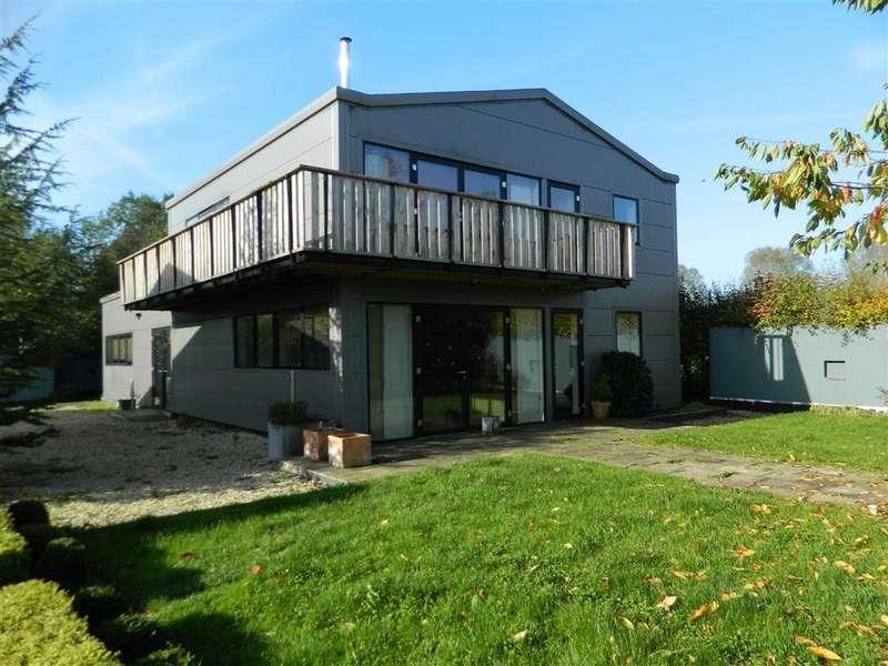 5 Bedrooms Detached House for sale in Eden Nursery, Charlton Musgrove, Wincanton, Somerset, BA9
