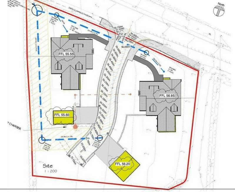 Land Commercial for sale in Building plots Wetheral