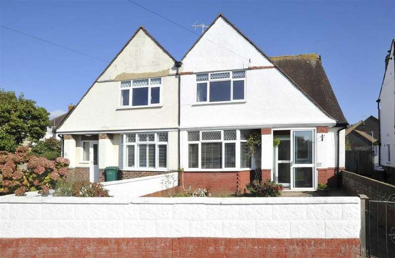 3 Bedrooms Semi Detached House for sale in Windlesham Close, Brighton