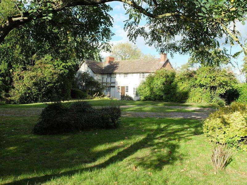 4 Bedrooms Detached House for sale in The Batch, Winslow, Bromyard, Herefordshire, HR7 4SW