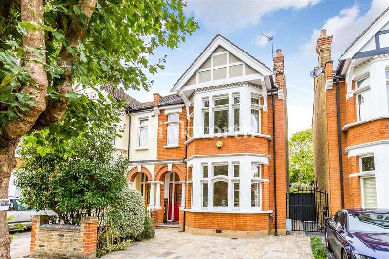 5 Bedrooms Semi Detached House for sale in Grovelands Road, London, N13