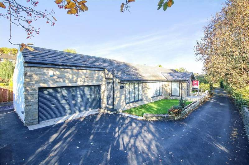 4 Bedrooms Detached Bungalow for sale in Kingston Road, Thackley, Bradford, BD10