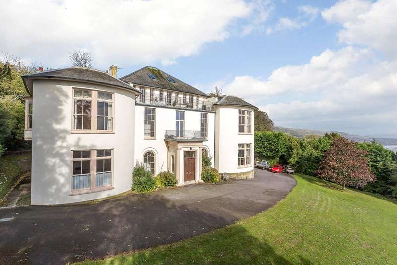 5 Bedrooms Detached House for sale in Sidmouth Road, Lyme Regis, Devon