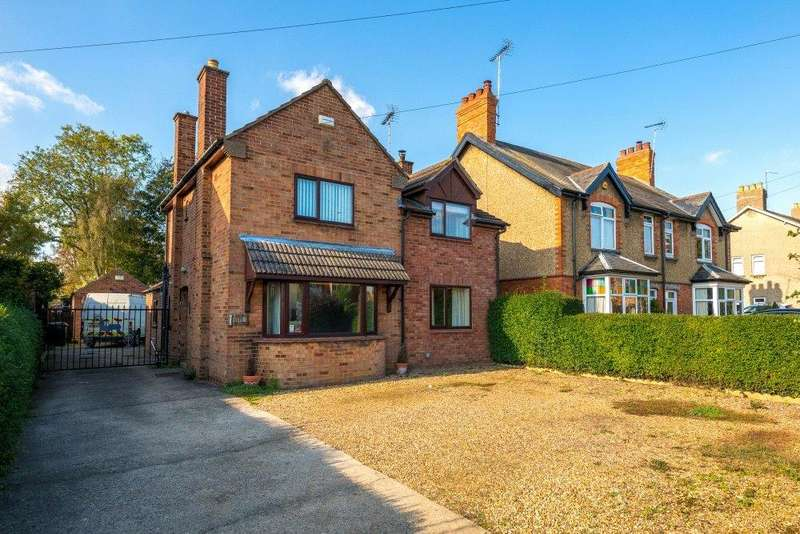 3 Bedrooms Detached House for sale in North Road, Bourne, PE10