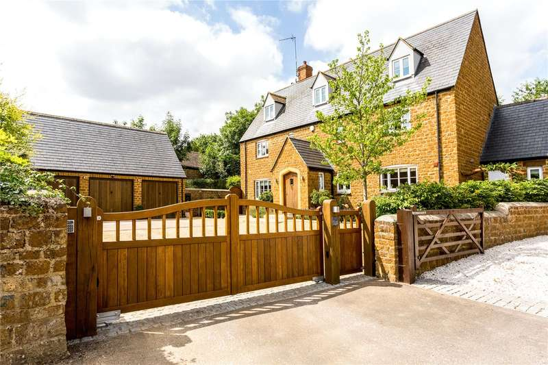 6 Bedrooms Detached House for sale in Church Lane, Shutford, Banbury, Oxfordshire, OX15