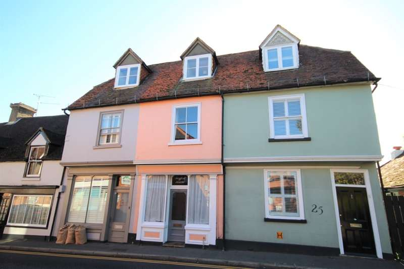 2 Bedrooms Terraced House for sale in High Street, Twyford, RG10
